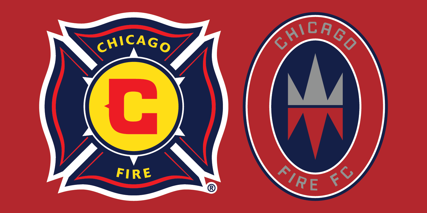 Chicago Fire Fc And The Uncanny Valley Of Rebrands Mark Lavis