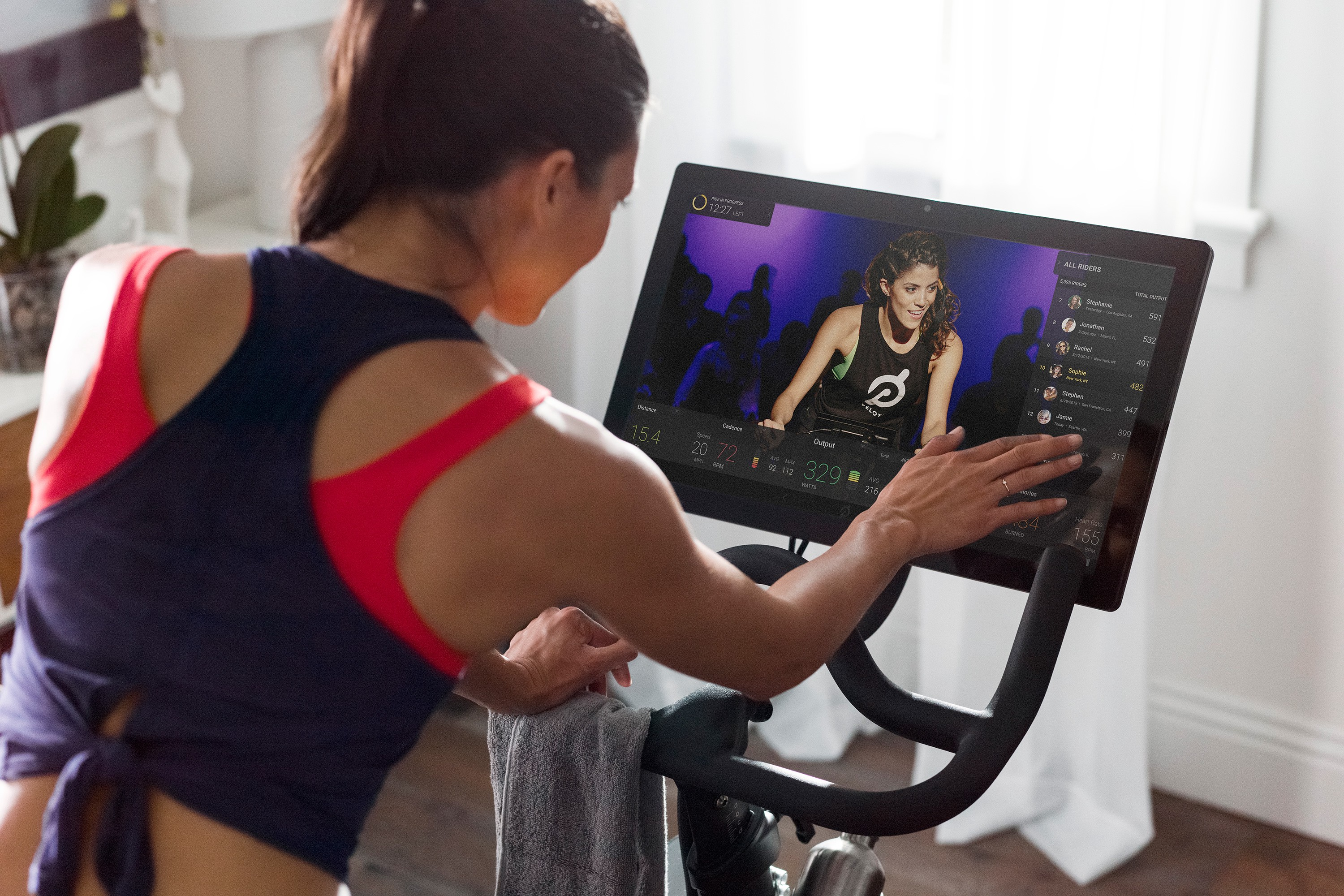 How Peloton's Marketing Strategy made it a Leader in its Space