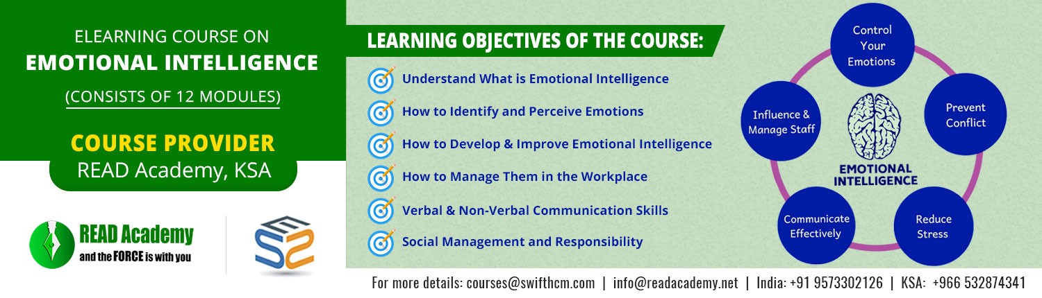 Emotional Intelligence eLearning Course and Certification