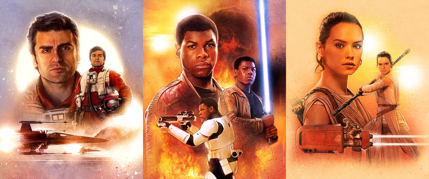 The Force Awakens And The Story Of Finn By Geena Hardy Fanfare Medium