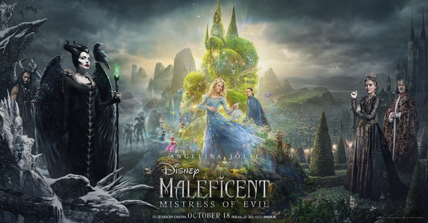 Maleficent Mistress Of Evil 2019 Pelicula Completa En