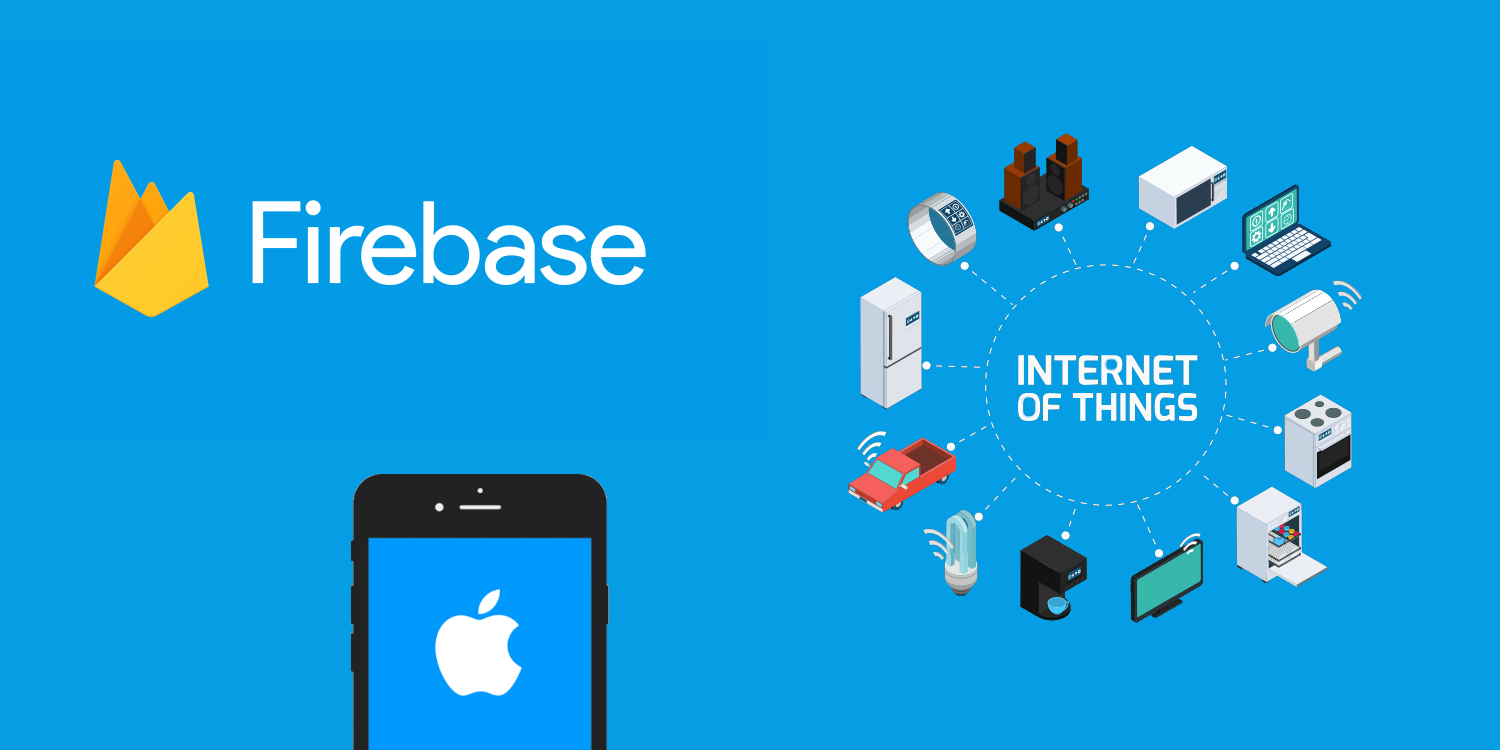 Rapid Prototyping iOS apps for IoT with Firebase - Sheda