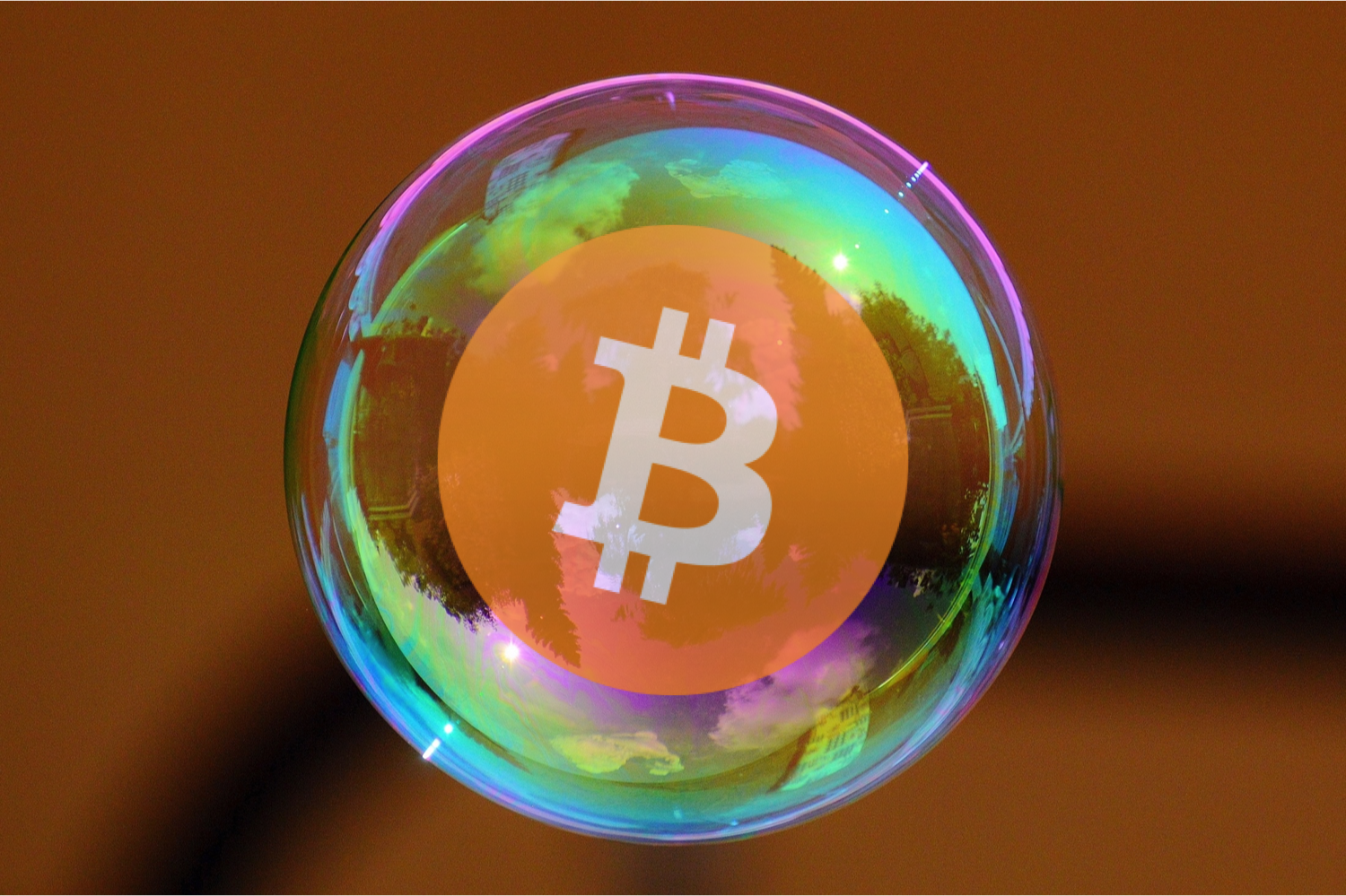The Bubble and Beyond