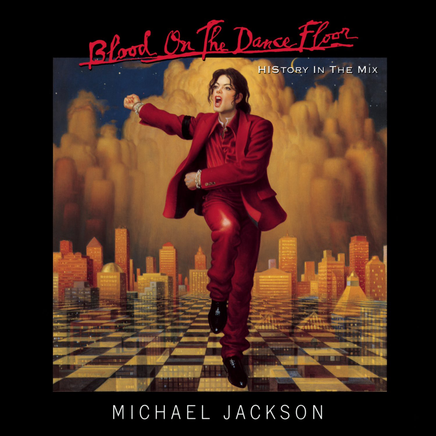 Michael Jackson's HIStory: An Essay  - The Double A-Side