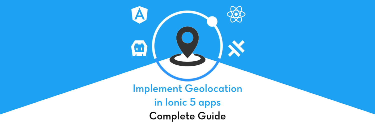 Ionic 5 Geolocation in React Capacitor