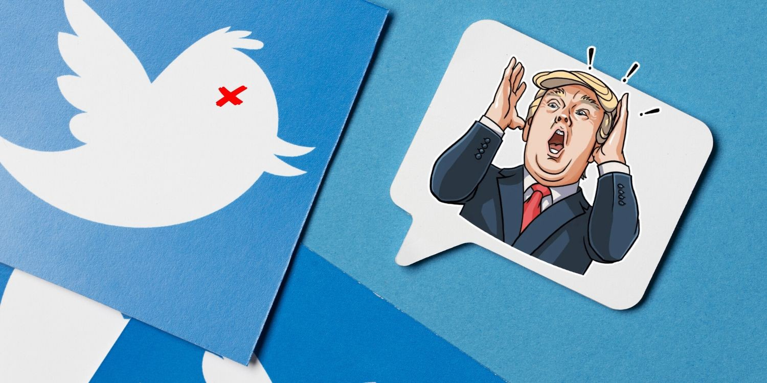 Donald Trump and Twitter have now entered an ideological battle. Donald Trump wants to exercise control over Twitter.