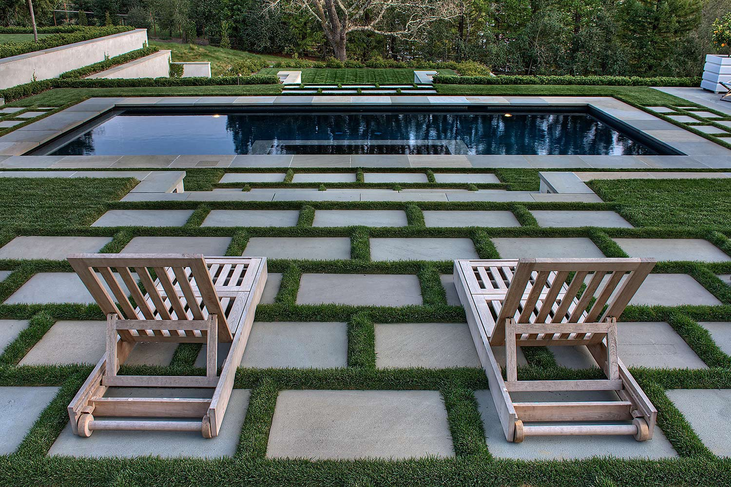 Outdoors Re Imagined Landscape Design For The Modern Bay Area