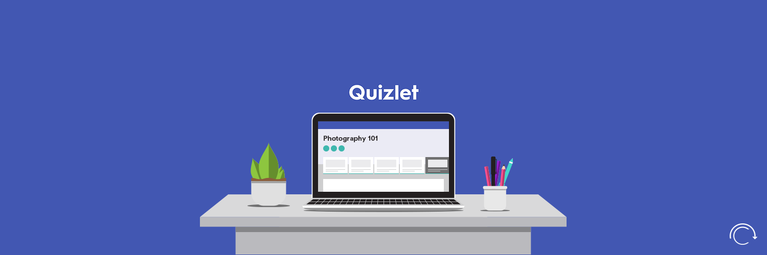 A Different Path of Online Learning with Quizlet Educational