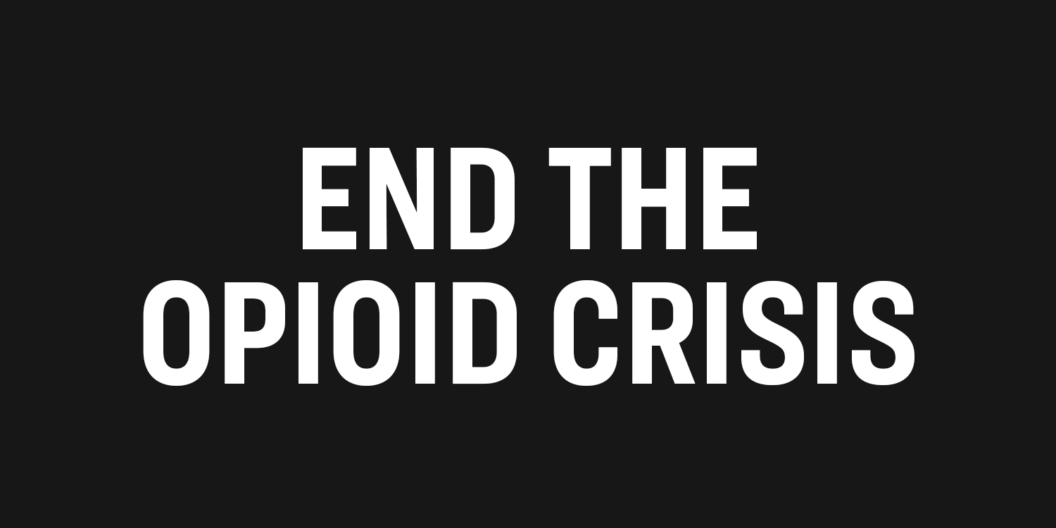 My comprehensive plan to end the opioid crisis Team Warren