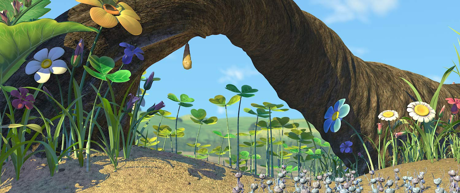 A photo from Bug Life