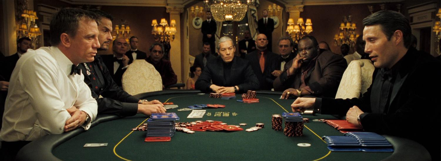 The Weirdest Thing About the Poker in Casino Royale | by Pat Smith | Medium