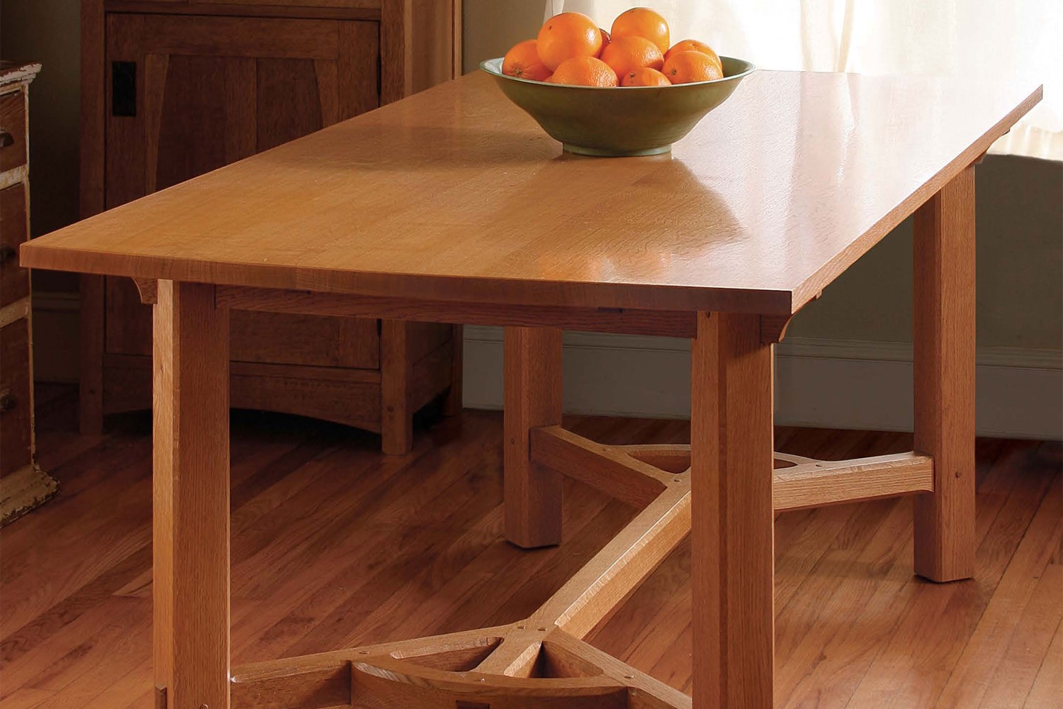 How To Build A Wood Table Diy Oak Table Easy Woodworking By Expert Guides Ebooks Medium