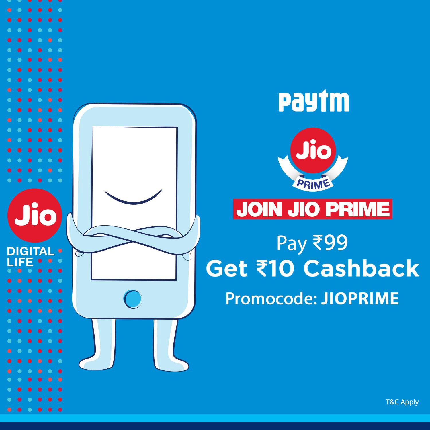 Reliance Jio recharges are now available on Paytm - Paytm Blog