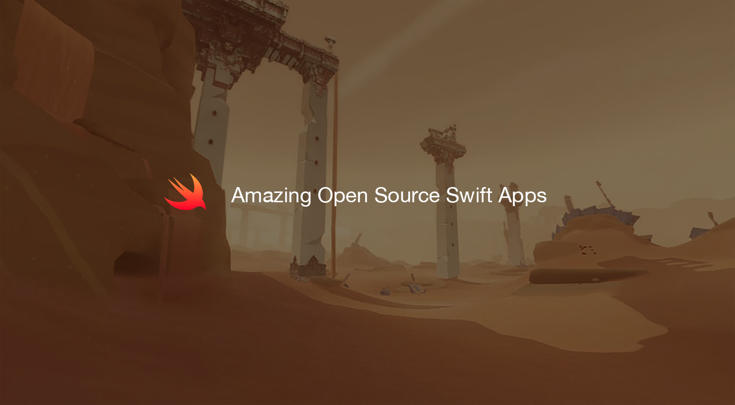 21 Amazing Open Source iOS Apps Written in Swift - Mybridge