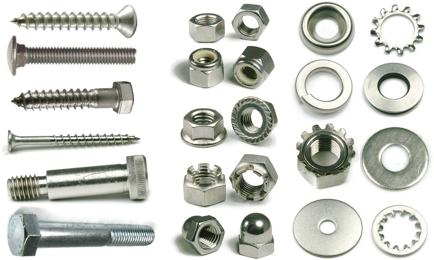 Get An Idea About The Types of Fasteners and Their Applications | by McCoy  Mart | Medium