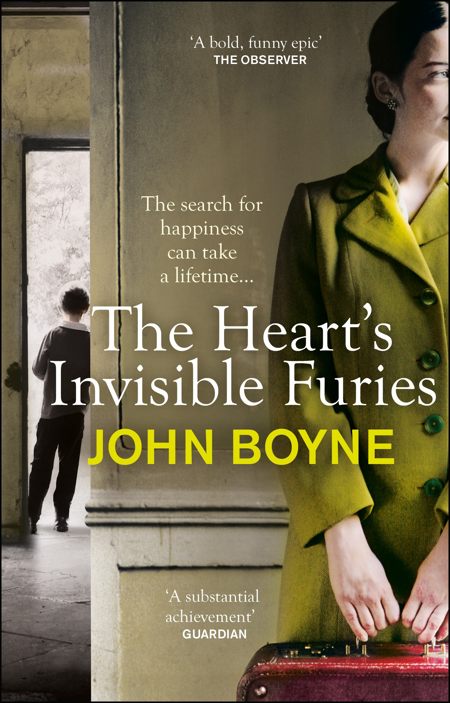 13 The Heart's Invisible Furies by John Boyne - 52 Week