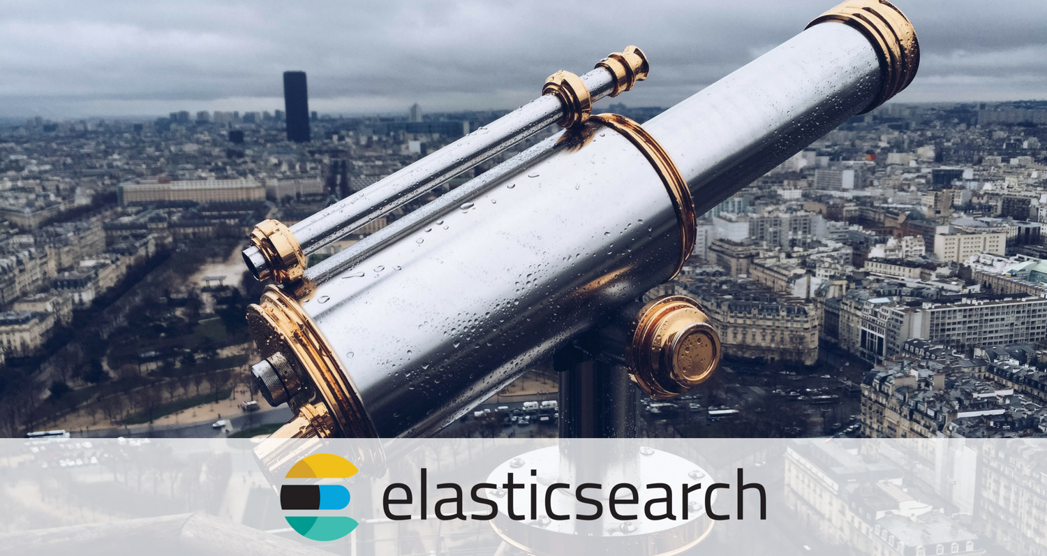Getting started with ElasticSearch-Python :: Part Two