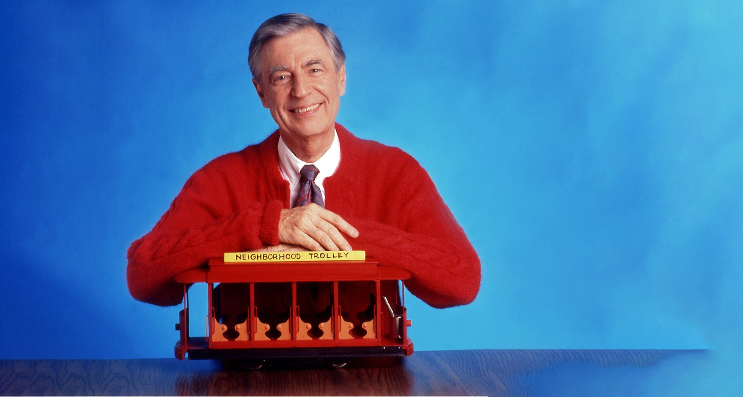 Mr Rogers It S You I Like Mr Rogers The Late Plainspoken Tv By Abraham Villarreal Medium