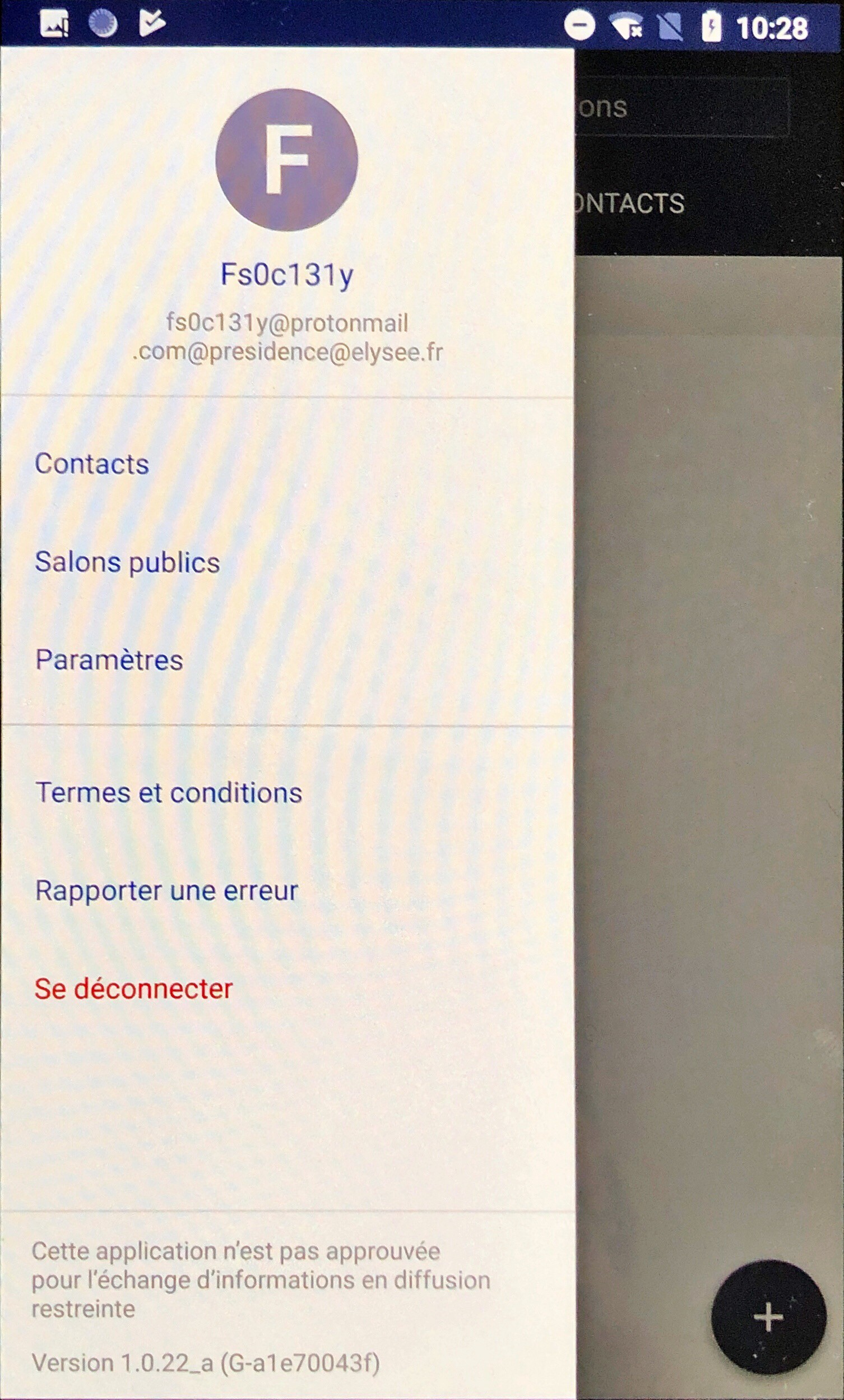 Tchap: The super (not) secure app of the French government