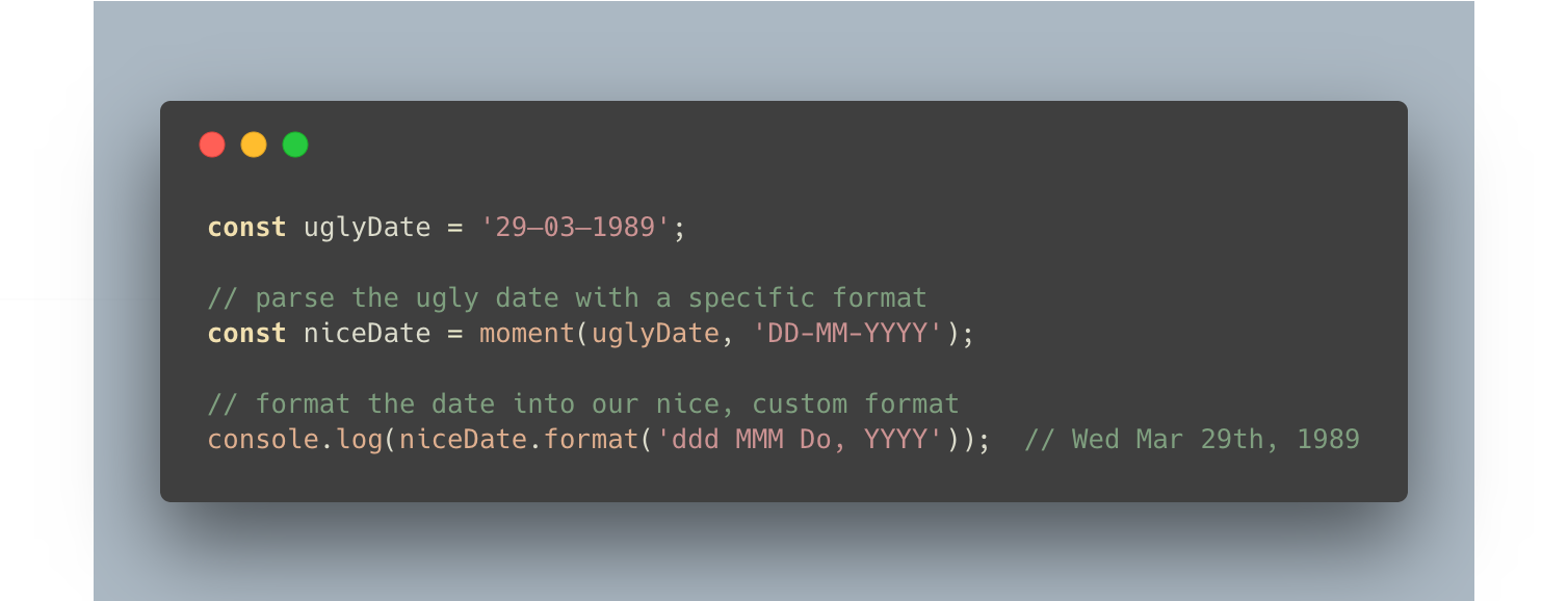 Avoid Losing Your Sanity Working with Dates in JavaScript