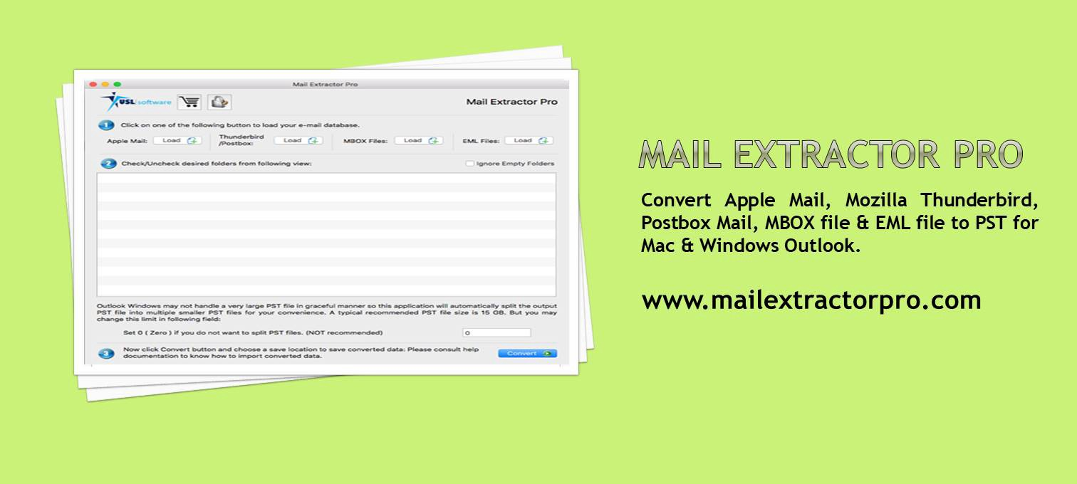 apple mail to pst tool