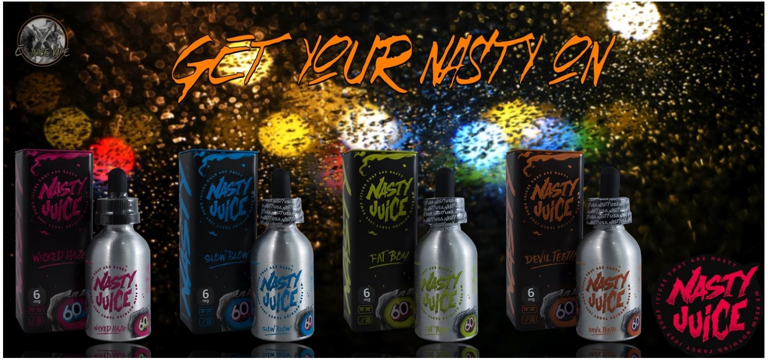 Vape Juice Flavors - Vick Ser - Medium