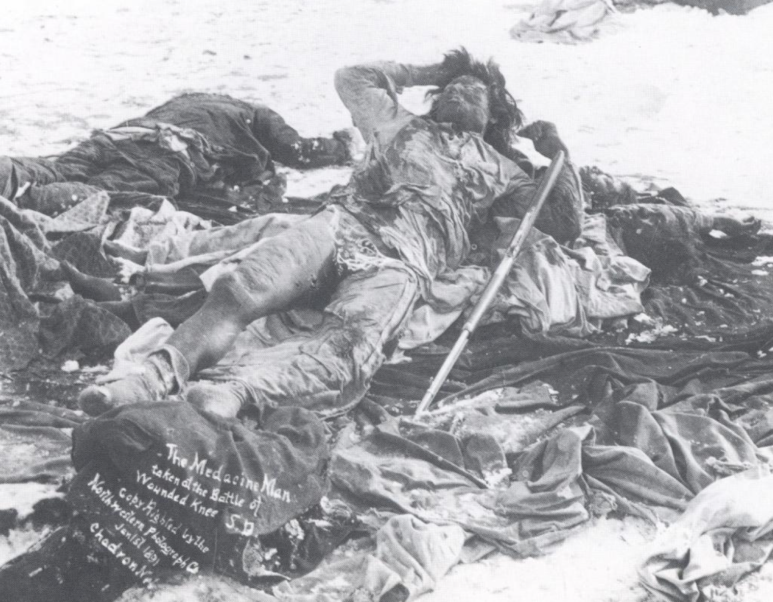 Medicine Man—killed at Wounded Knee—photo Wikipedia