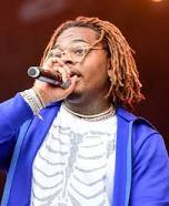This is a First class rapper image of Gunna