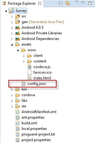Passing JSON objects via addJavascriptInterface in PhoneGap