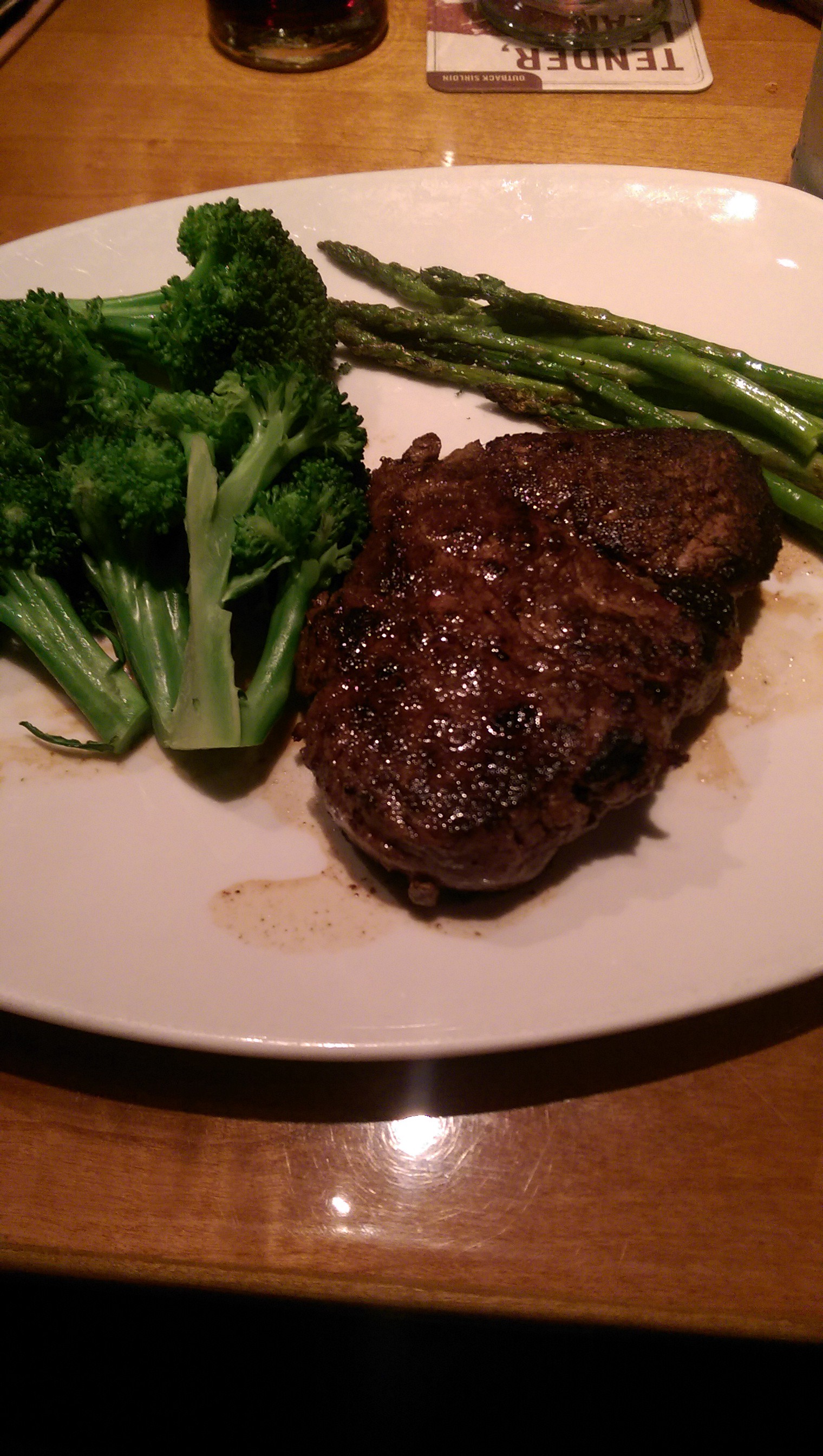 What To Get Not Get Outback Steakhouse Edition By Shane S Nutrition Mission Medium