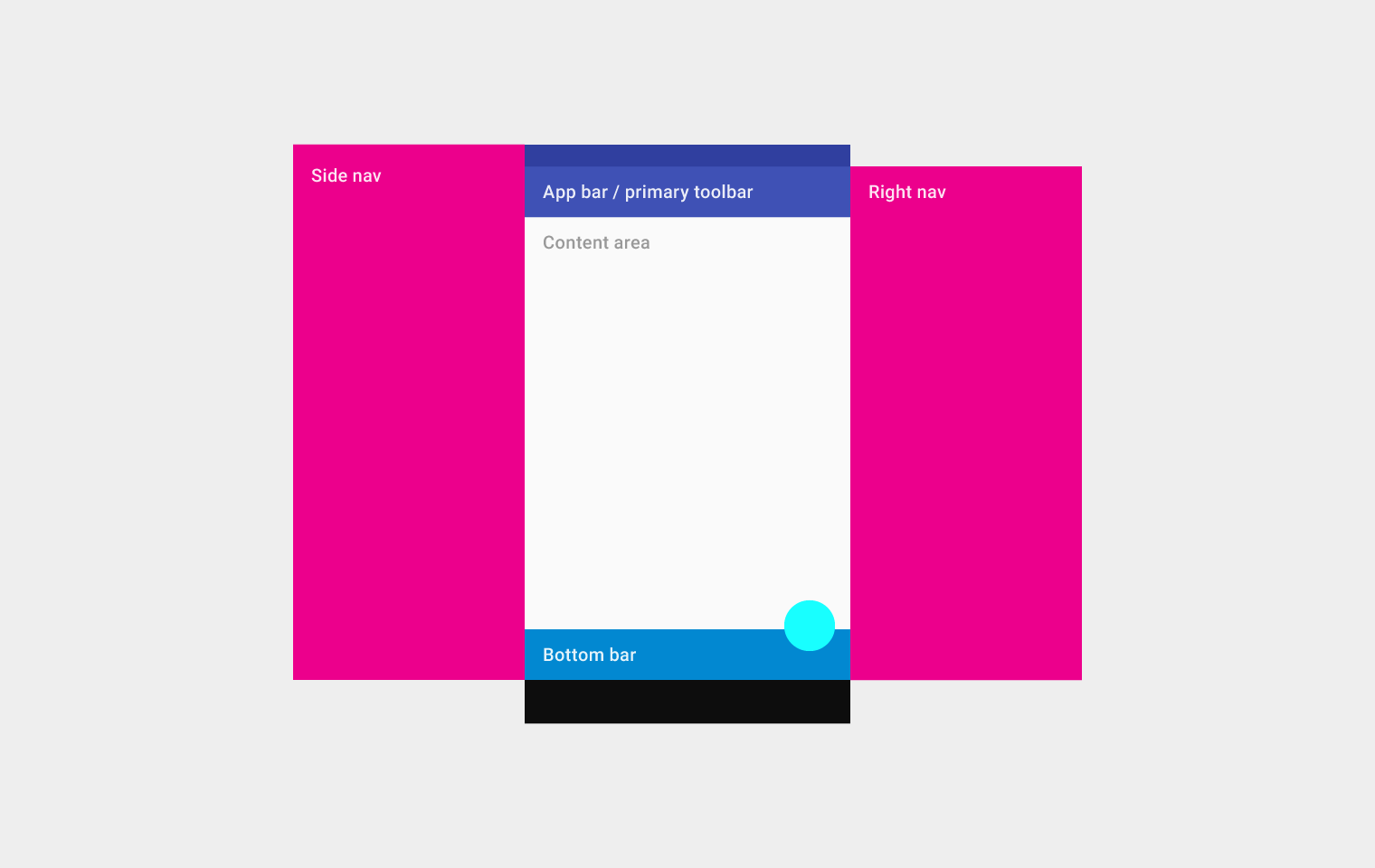 Material Design Navigation Drawer II: Styling - AndroidPub