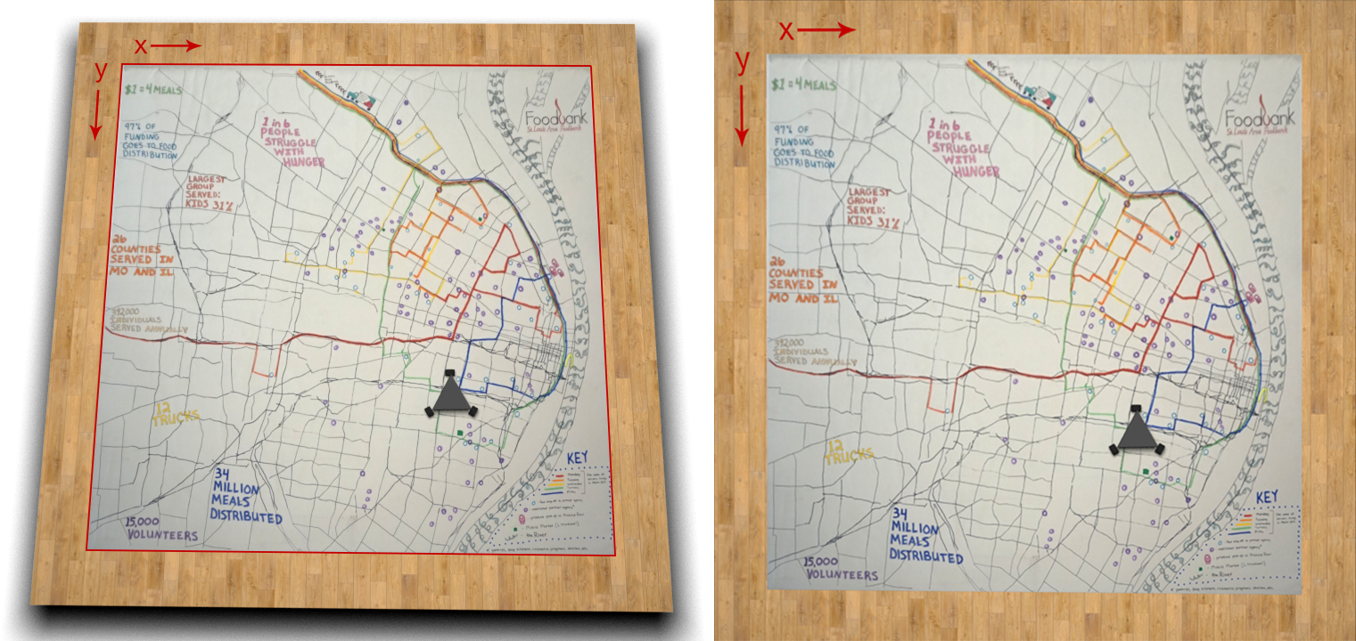 Drawing maps with robots, OpenCV, and Raspberry Pi - Chris