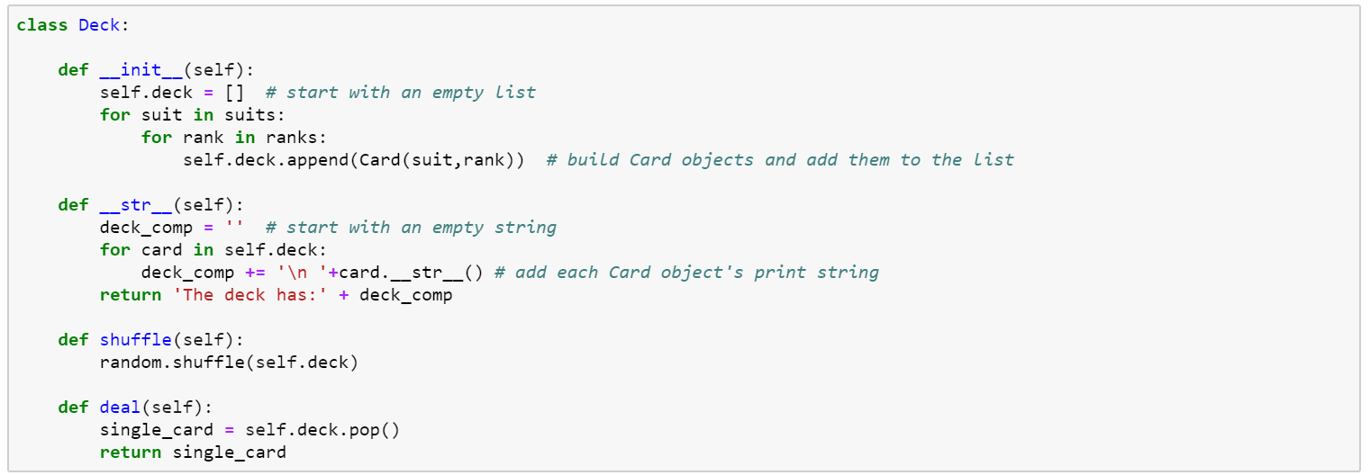 A Game of Black Jack on Python as a fun exercise - Gayan
