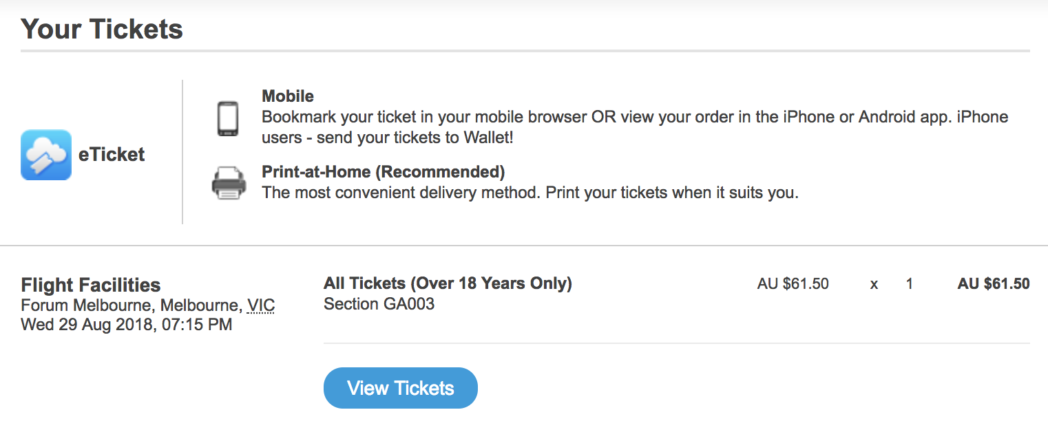 How to resell a Ticketmaster ticket - Tixel - Medium