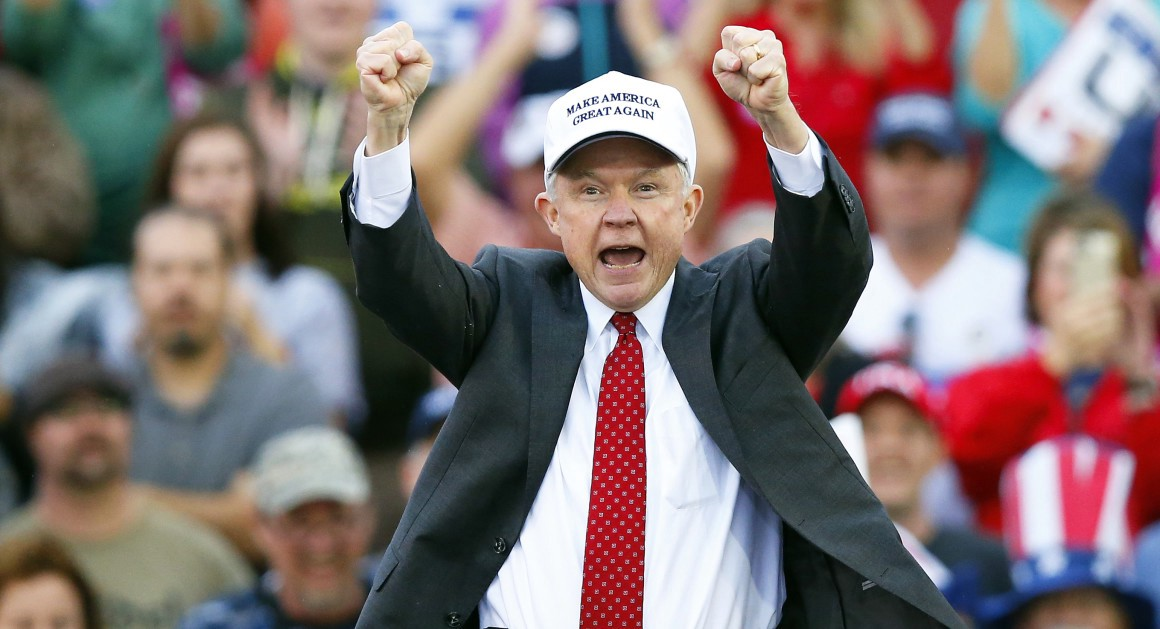 Jeff Sessions' Racism was Totes Cool with His Party…but