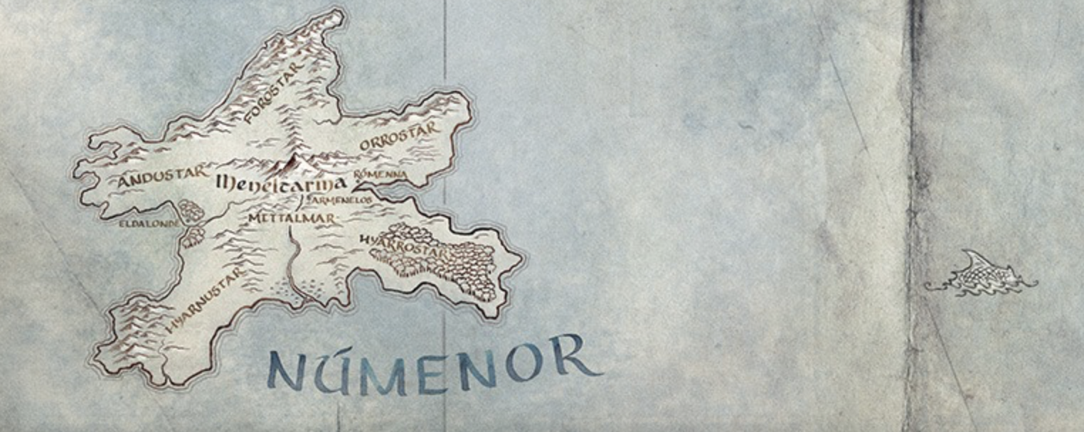 The Second Age of Middle earth: A Prime Setting?   Brendan