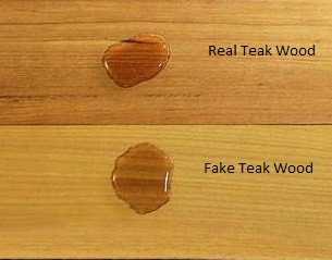 Teak Wood Real Vs Fake Check Rollinglogs Medium