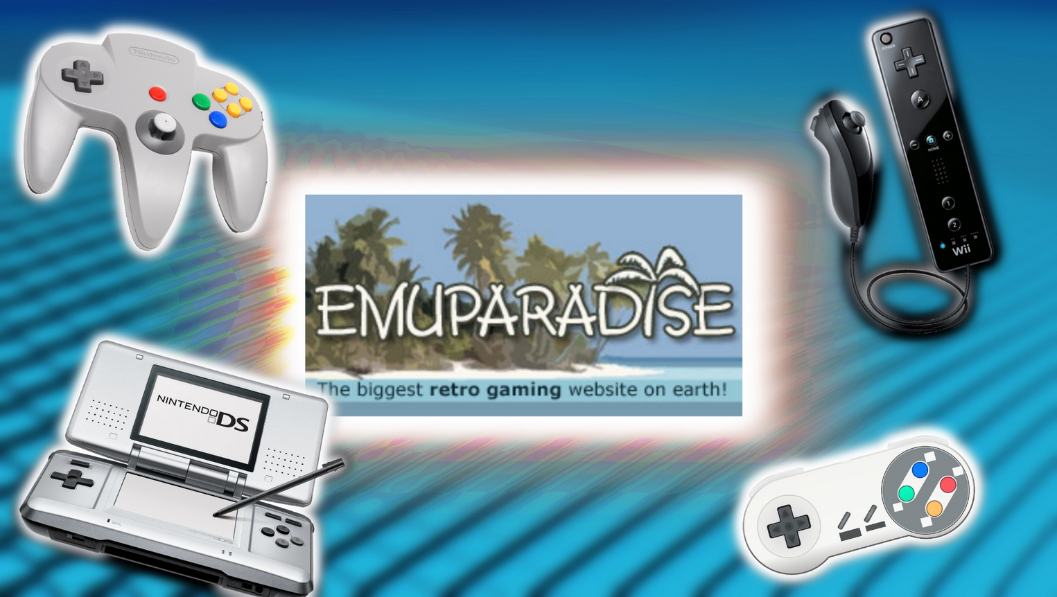 Emuparadise & ISO ZONE gone!! Where to download 3DS/NDS