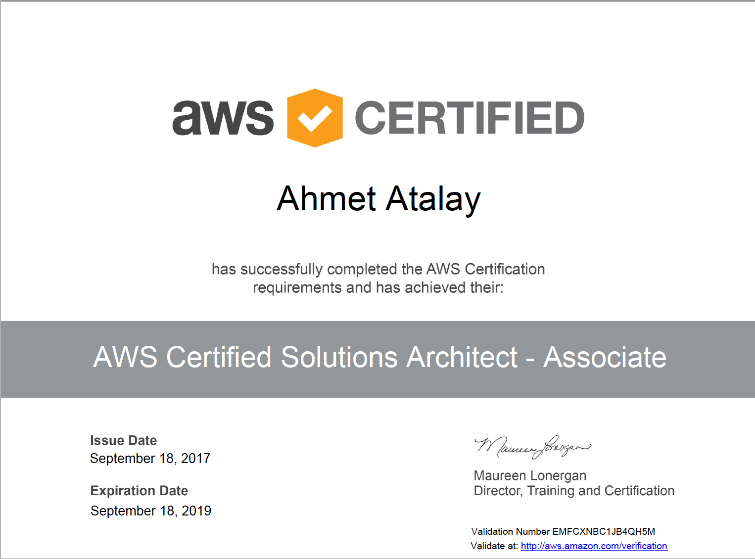 How I Studied For The Aws Certified Solution Architect