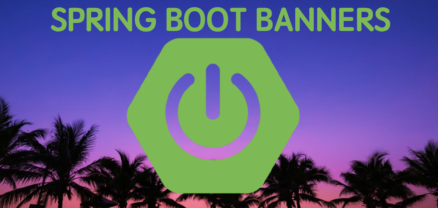 How To Customize And Add Color To Your Spring Boot Banners To Look Awesome By Tremaine Eto Cloud Native The Gathering Medium