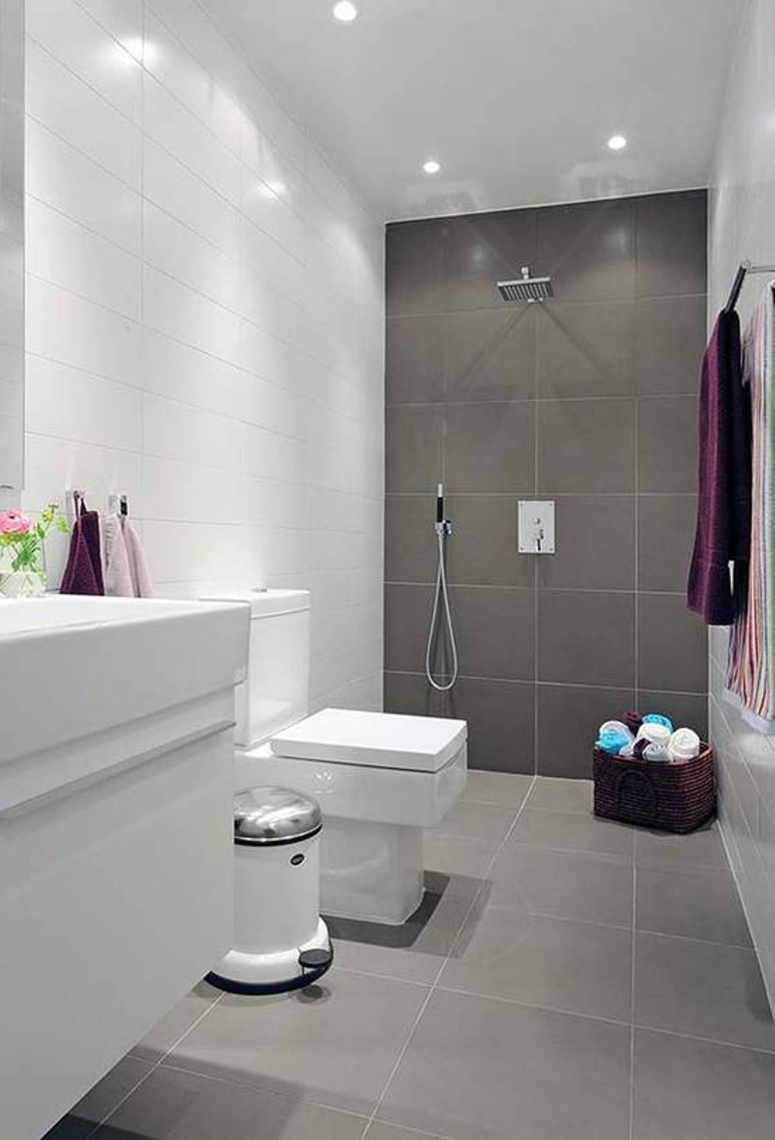 Small Modern Bathroom Ideas By Putra Sulung Medium