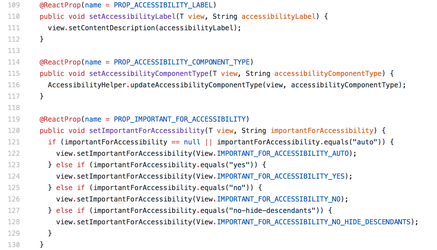 React Native Accessibility: Creating Inclusive Apps in React