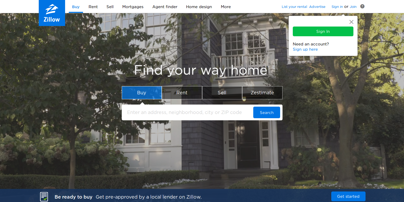 Create A Real Estate Website Like Zillow By Root Info Solutions Real Estate Website Design Medium