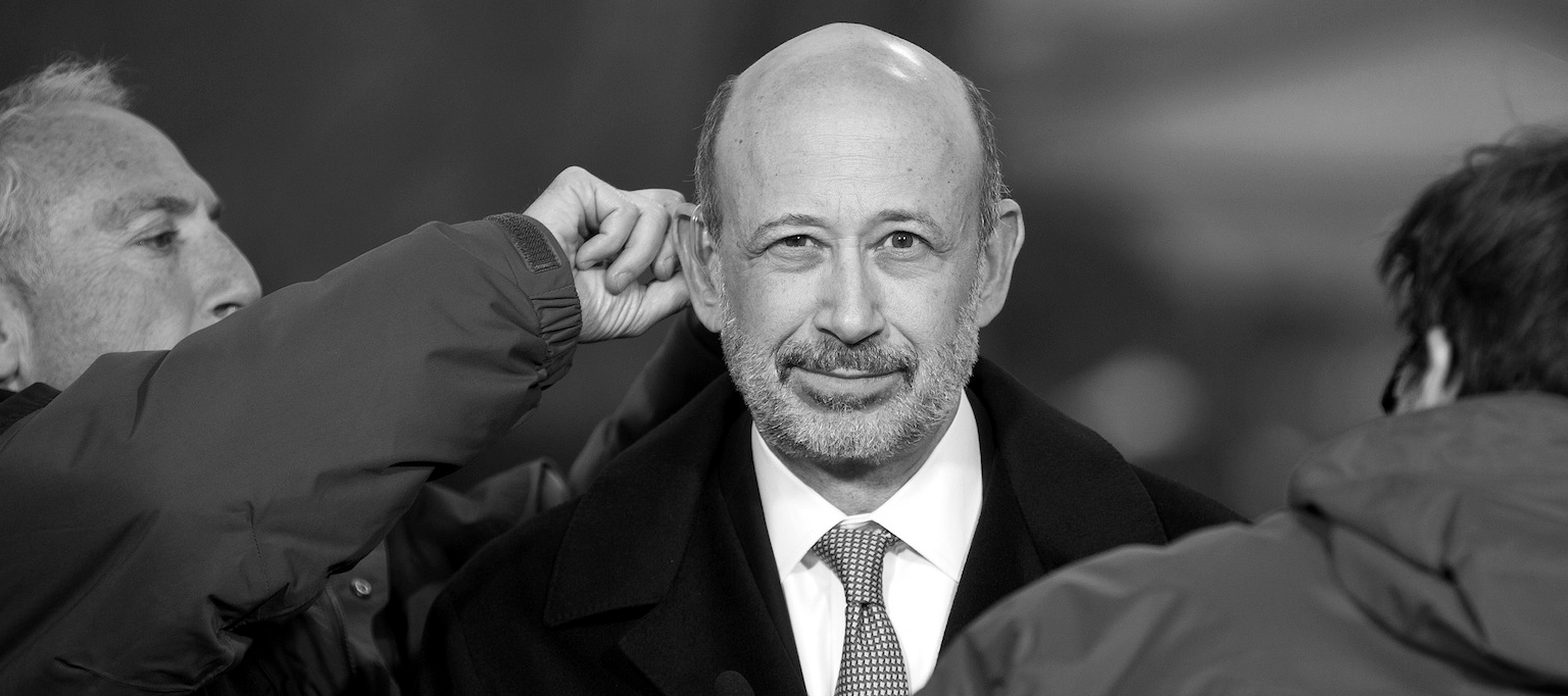 11 Notes on Goldman Sachs - Welcome to The Family