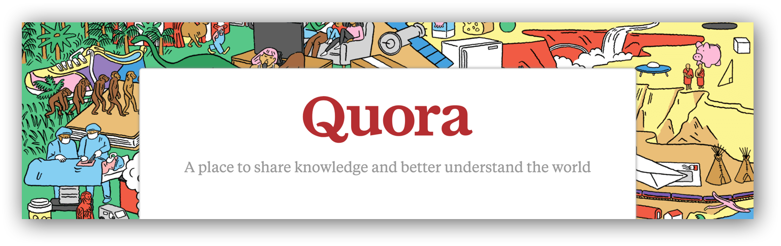 Quora: A great way to get some Technical Writing experience