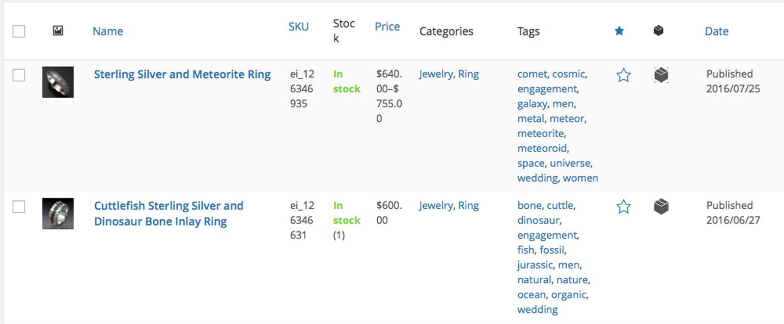 The Best Way to Import Etsy Listings into Woocommerce