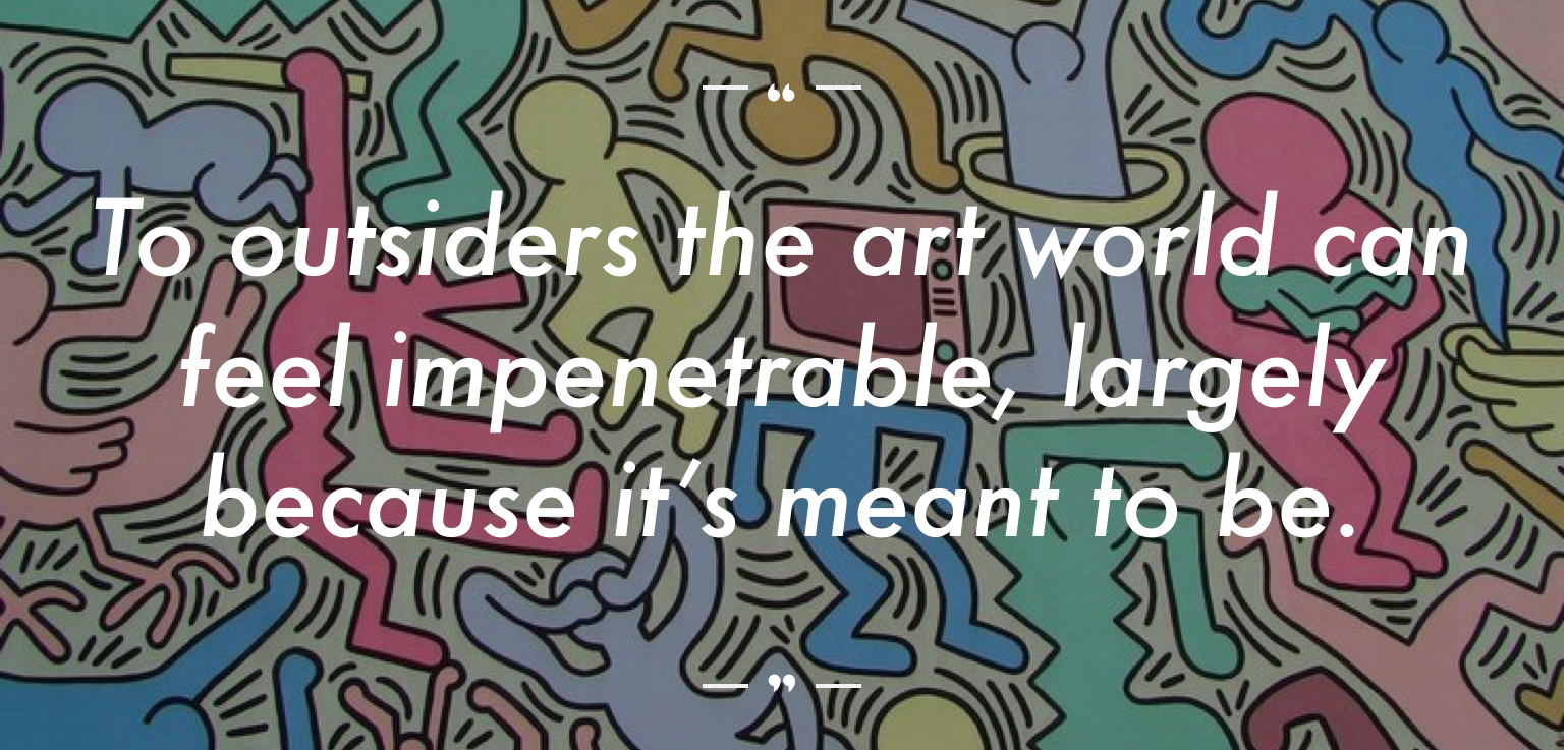 10 Quotes On What's Wrong With The Art World - Tondo - Medium