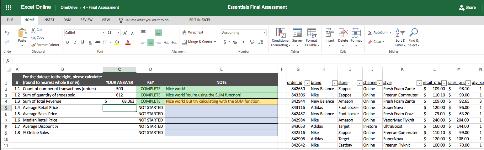 Want to learn to code? Start with Excel - mgadams