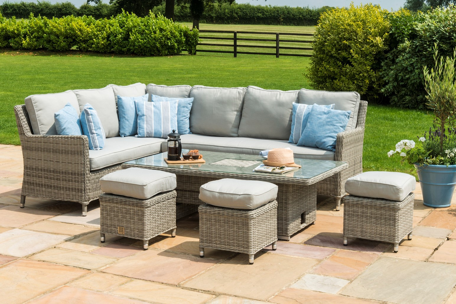 Best Rattan garden furniture: our selection of bargains  by