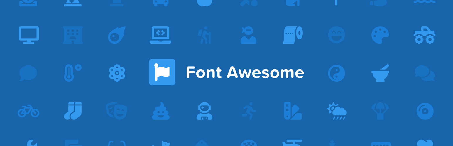 Font Awesome 外掛頁面